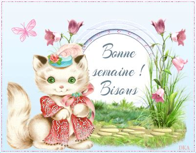 Bonne semaine gif 8 » GIF Images Download
