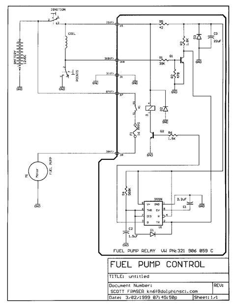 Fuel Wiring Harnes Diagram by Electric Fuel Wiring Diagram Gallery