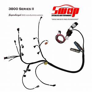 3800 Standalone Harness For Na And Supercharged  U2013 Swap