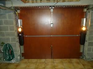 Motorisation pour portes de garage for Moteur pour porte de garage basculante