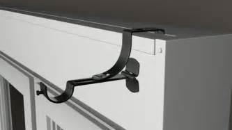 Support Tringle A Rideau Sans Percage by Support Tringle 224 Rideau Sans Per 231 Age Pour Caisson Volet