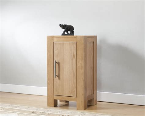 small wooden cabinets with doors natural oak wood small cabinet with single door using gray