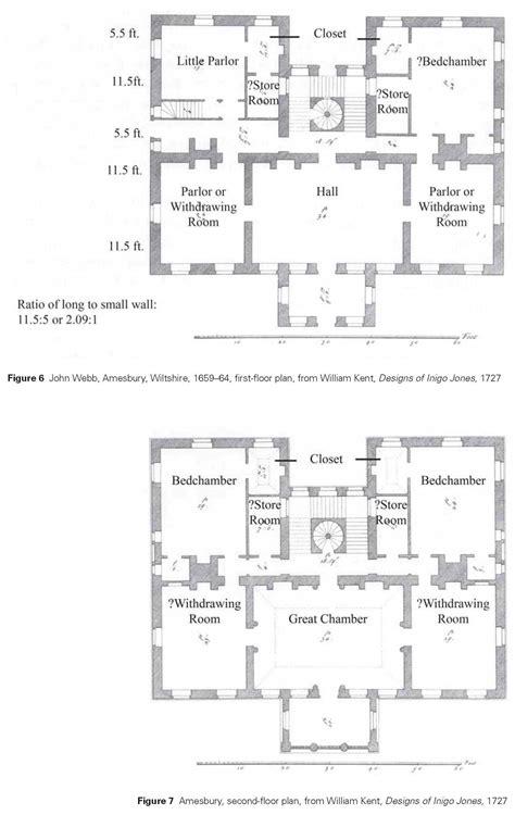 john webb amesbury wiltshire floor plans