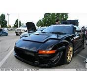 Black Toyota MR2  BenLevycom