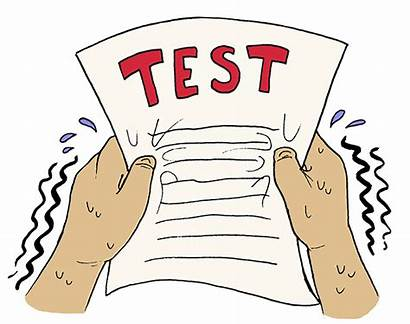 Test Anxiety Bad Science Scene Student Daily