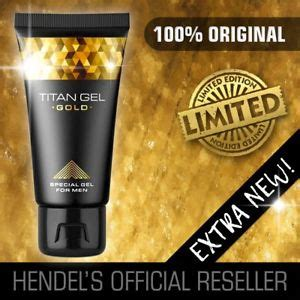 new titan gel gold special gel for men guaranteed original
