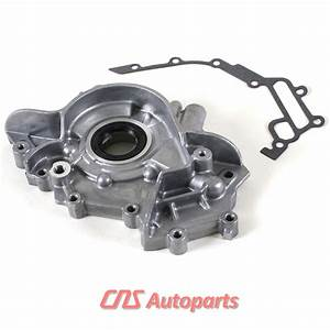 Ford 2 0l  U0026quot Dohc U0026quot  Engine Oil Pump Focus Escort Contour Zetec 98 99 00 01 02 03 04