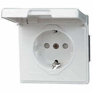 Steckdose Ip44 Unterputz : steckdose mit klappe ebay ~ Orissabook.com Haus und Dekorationen