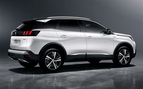 Peugeot 3008 Wallpapers And Background Images