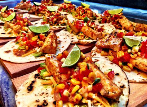 grouper tacos meals spice guest triton taco mark shelf