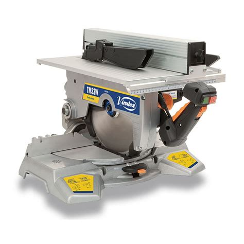 Combination Table  Miter Saw