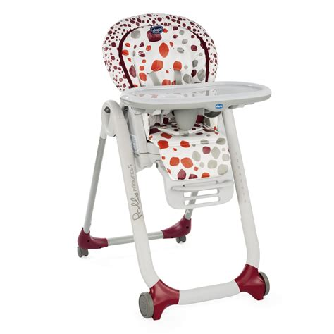 chaise haute chicco polly 3 en 1 chicco high chair polly progres5 2018 cherry buy at
