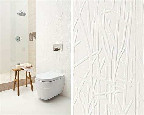 Fliesen Mit Struktur by Płytki łazienkowe Adilio Rivo Beżowe I Białe