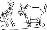 Bull Coloring Matador Para Fighting Dibujos Colorear Toreador Riding Coloringpages101 Spanish Drawing Plays Printable Bullfighter Pintar Template Templates Kolorowanka sketch template