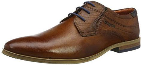 Bugatti shoes india is a brand that crafts exemplary shoes for men. Bugatti Herren 311234032100 Derby, Braun (Cognac 6 | Dress shoes men, Oxford shoes, Dress shoes