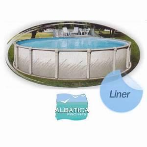 Liner Piscine Hors Sol Ovale : liner piscine hors sol compatible albatica distripool ~ Dode.kayakingforconservation.com Idées de Décoration