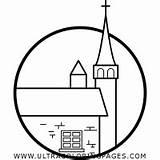 Ausmalbilder Moschee Coloring sketch template