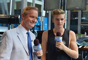 Steve Doocy Pictures - Cody Simpson Performs in NYC - Zimbio