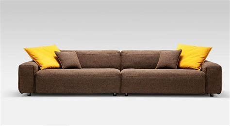 superb leather sofa rolf benz mio  norbert beck