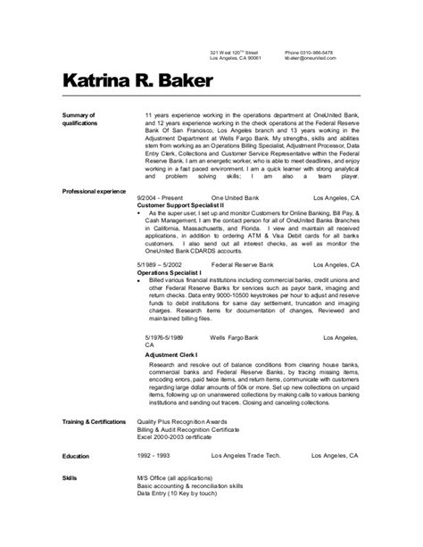 awesome resume for bakery worker pictures simple resume