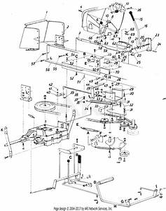 Mtd Ranch King Mdl 752 Parts Diagram For Parts03