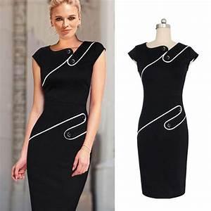 meilleur blog robe robes chics pour travail With robe de travail
