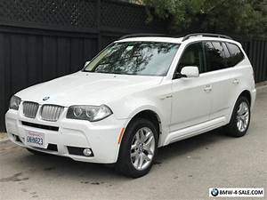 Bmw X3 2008 : 2008 bmw x3 m line for sale in united states ~ Medecine-chirurgie-esthetiques.com Avis de Voitures