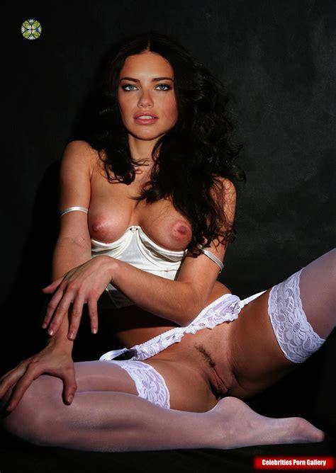 Celebrities Porn Gallery Adriana Lima Nude Celebs