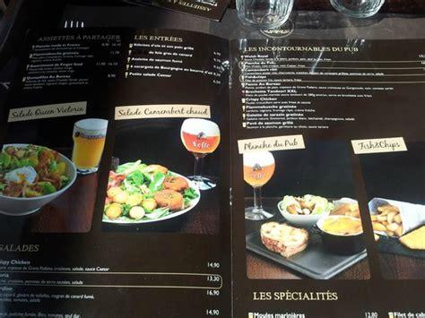 au bureau chambery menu au bureau au bureau chambery carte menu et photos