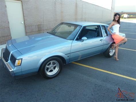 Buick Turbo T by 1987 Buick Turbo T Type 32k Original Beautiful