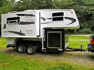 RV Slide in Truck Campers