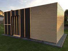 #gartenhaus #modern Selbstgebaut In #holzständerbauweise