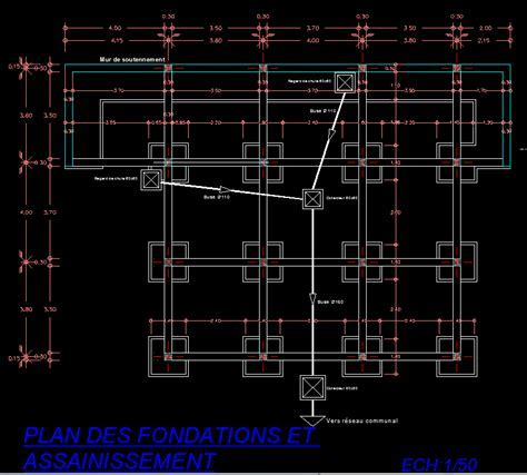 House 2D DWG Plan for AutoCAD ? Designs CAD