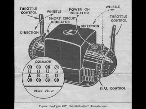 Lionel Transformer Type R Wiring Diagram by Hook Up Lionel Kw Transformer Sens De Hook Up