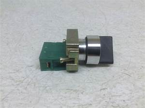 Ok Teknic S1 2 Position Maintained Selector Switch