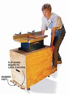 Power Tool Caddy - Popular Woodworking Magazine