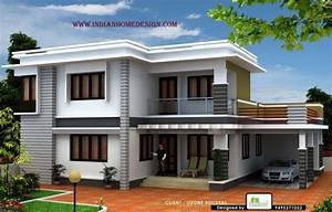 Pictures Of Kerala Houses And 3d Exterior Plan