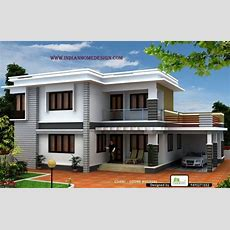Pictures Of Kerala Houses And 3d Exterior Plan  Free