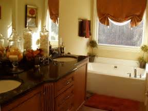 beautiful bathroom ideas apartment beautiful bathroom decor ideas with brown curtain