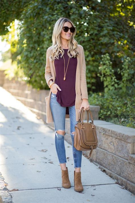 Fall Cardigan Outfit   My Style   Pinterest   Clothes Fall fashion and Fall winter