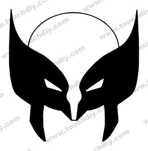 wolverine logo engraving services ready design