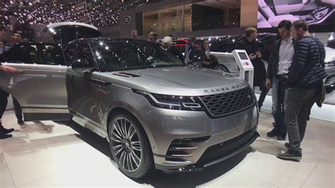 Best Looking Suv by Bow To The Range Rover Velar The World S Best