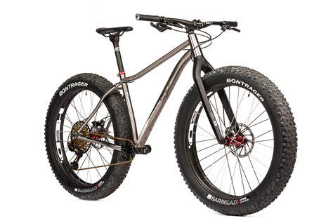 Introducing Why Cycles Big Iron Titanium Fat Bike