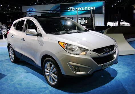 Hyundai Tucson No Salão De Detroit  Blog Salão De Carros