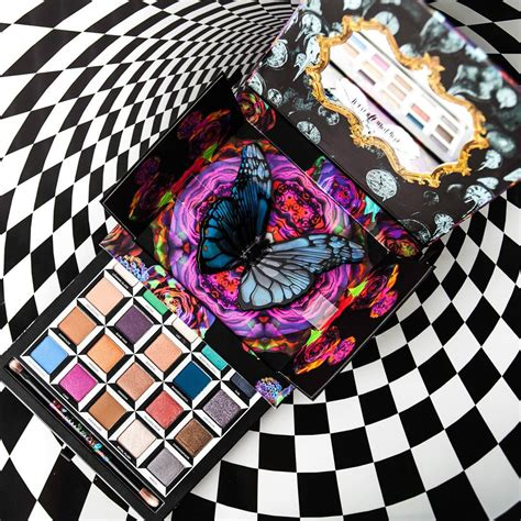 urban decay alice    glass collection