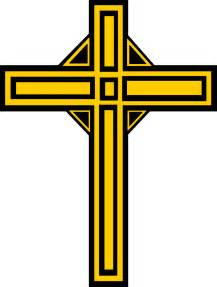 Religious Crosses Clip Art