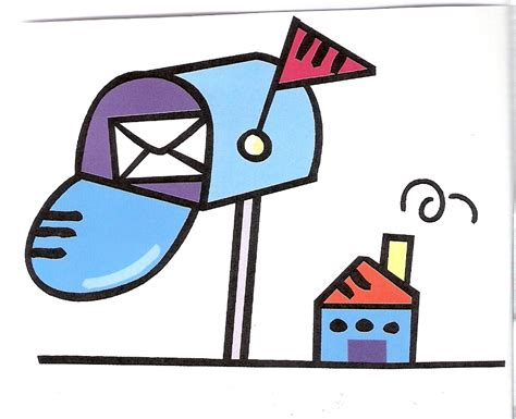 Post Office Clipart Postal Cliparts