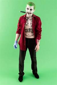 Suicid Squad Joker : how to make suicide squad s the joker costume for halloween brit co ~ Medecine-chirurgie-esthetiques.com Avis de Voitures