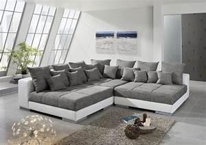 Ecksofa L Form : ecksofa titanic sofaecke eckgarnitur sofa garnitur big sofa couch wohnlandschaft ~ Frokenaadalensverden.com Haus und Dekorationen