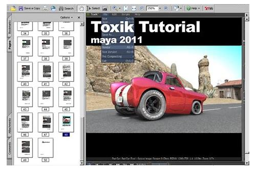 maya animation tutorials pdf free download